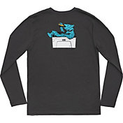 YETI Men's Thirsty Bear Cooler Long Sleeve Shirt