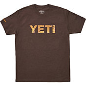 YETI Men's Redfish Logo T-Shirt
