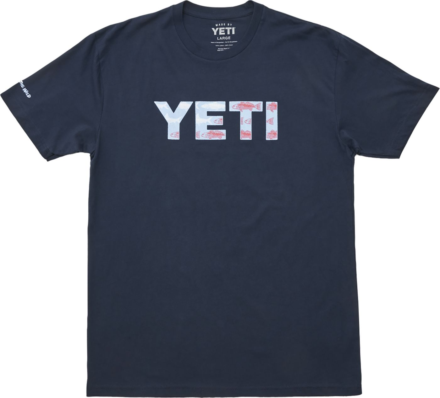 YETI Men's USA T-Shirt