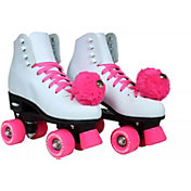 Epic Women's Cheerleader Quad Roller Skates