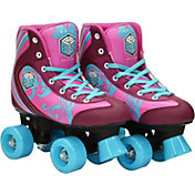 Epic Girls' Cotton Candy Quad Roller Skates