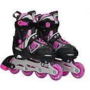 Epic Girls' Fury Adjustable Inline Skates