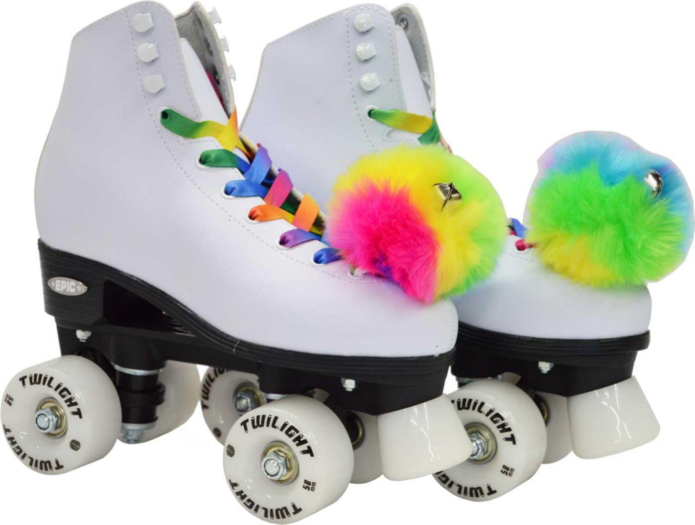 Epic Allure Quad Roller Skates