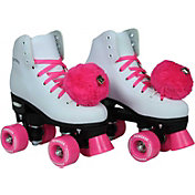 Epic Girls' Princess Quad Roller Skates