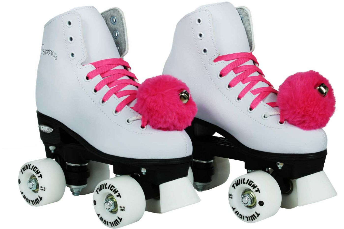 Epic Girls' Princess Twilight Quad Roller Skates