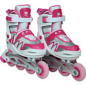 Epic Girls' Pixie Adjustable Inline Skates