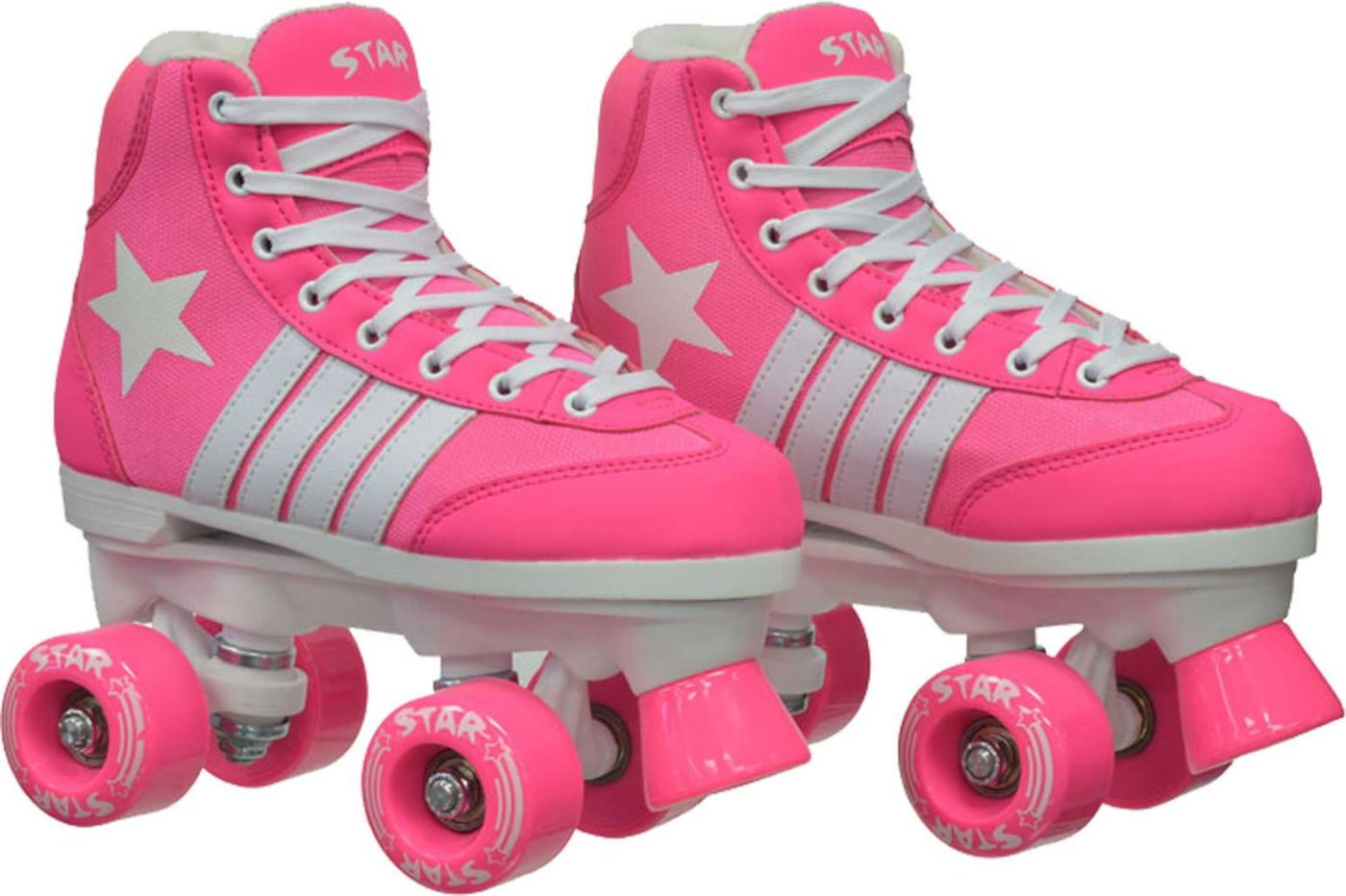 Epic Girls' Star Carina Quad Roller Skates