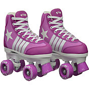 Epic Girls' Star Pegasus Quad Roller Skates