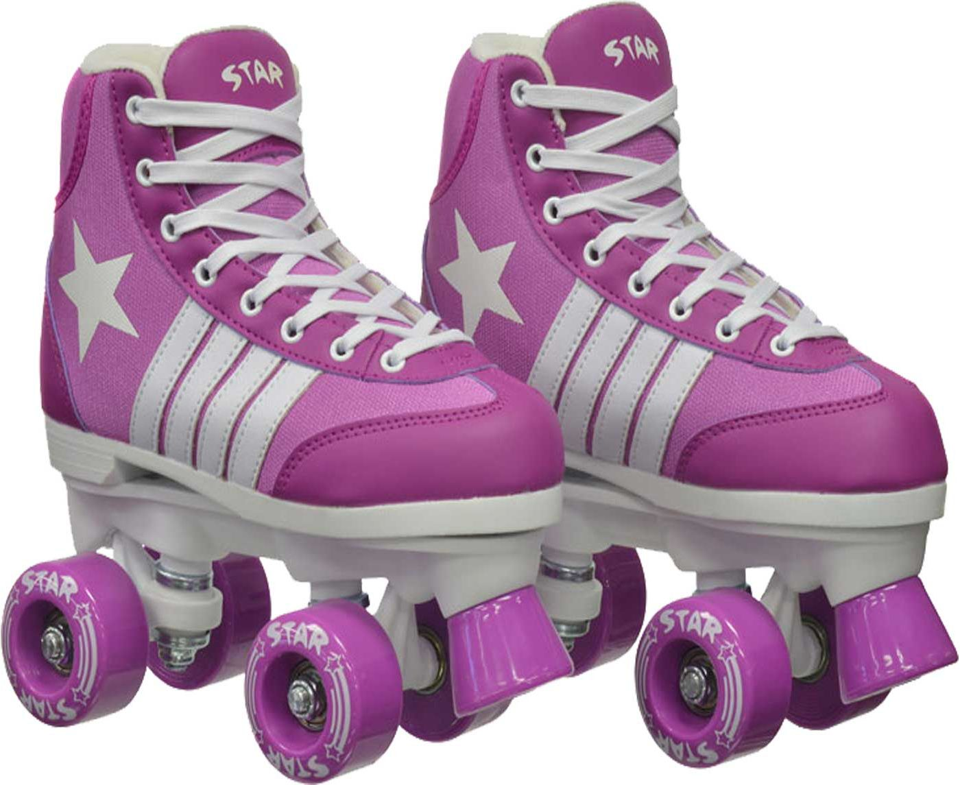 Epic Girls' Star Pegasus Quad Roller Skates