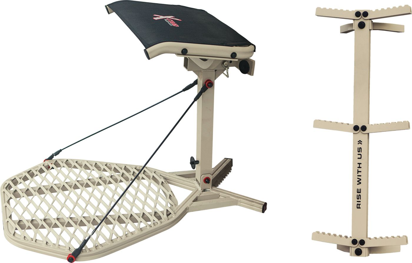 X-Stand Back Country Combo 2.0 Hang-On Treestand