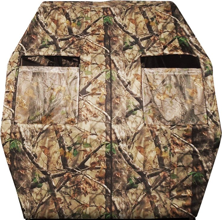 X-Stand Kingpin Ground Blind, Size: Small thumbnail