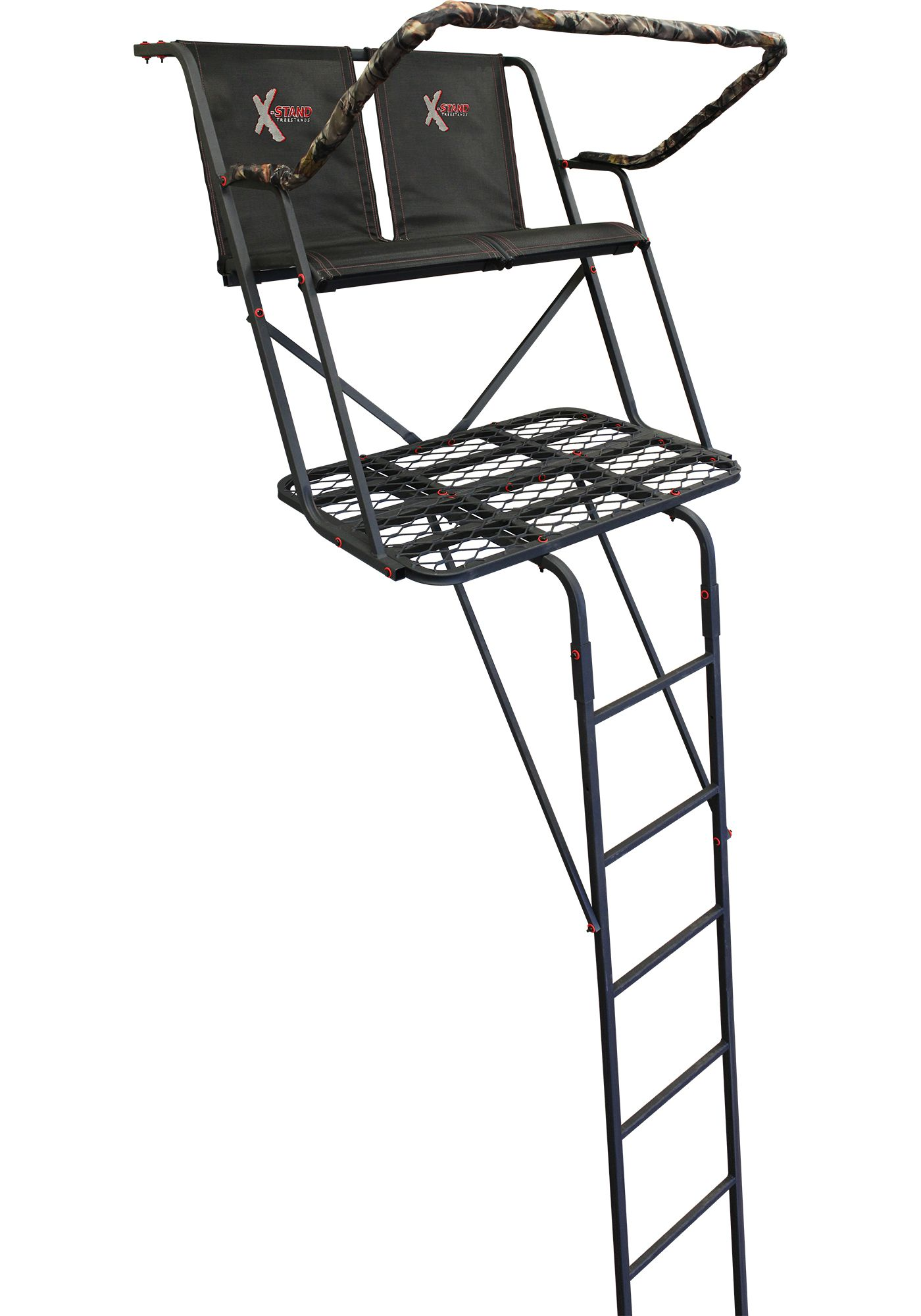X-Stand Meridian 2-Person 17' Ladder Stand