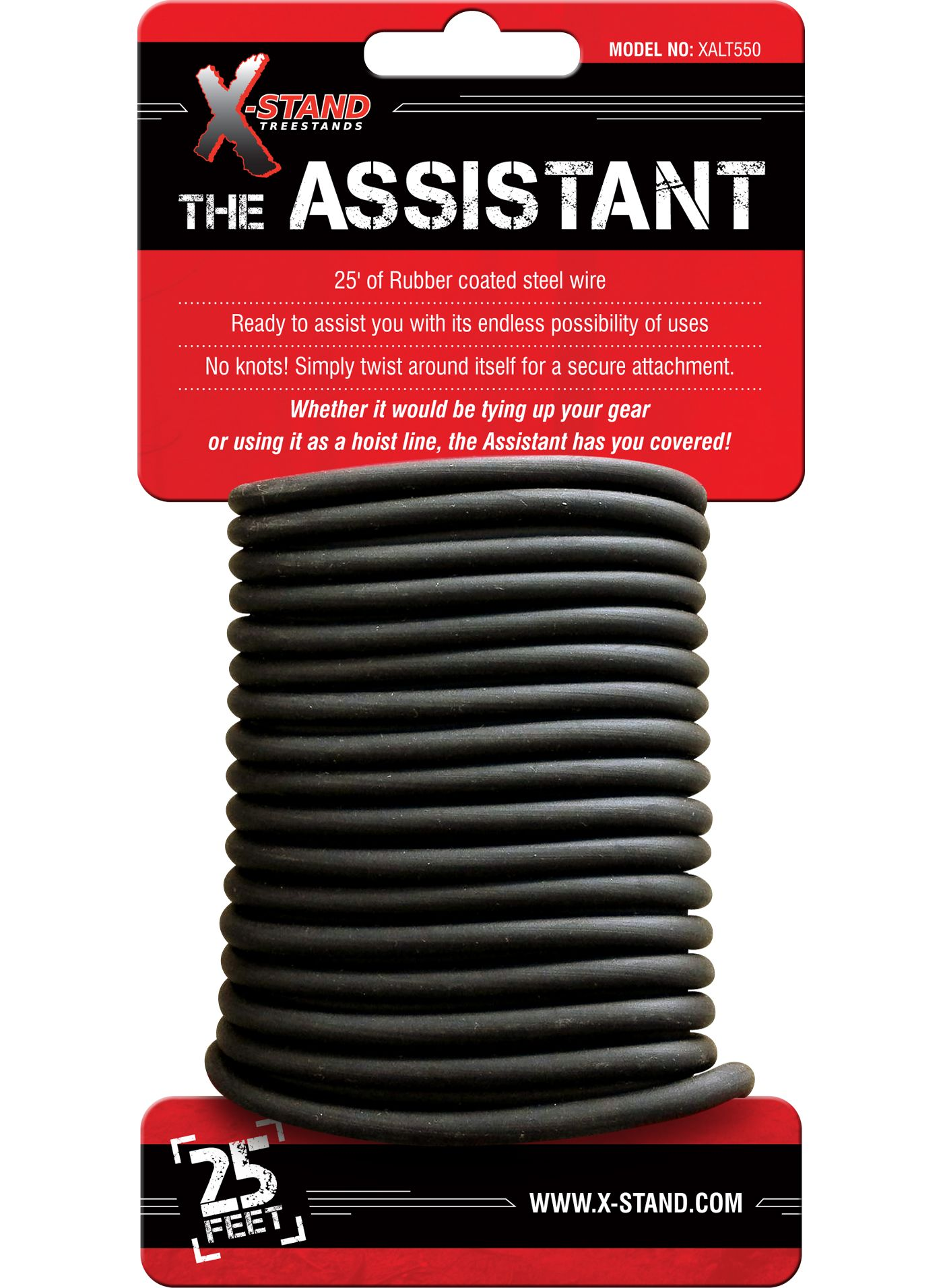 X-Stand The Assistant 25' Wire