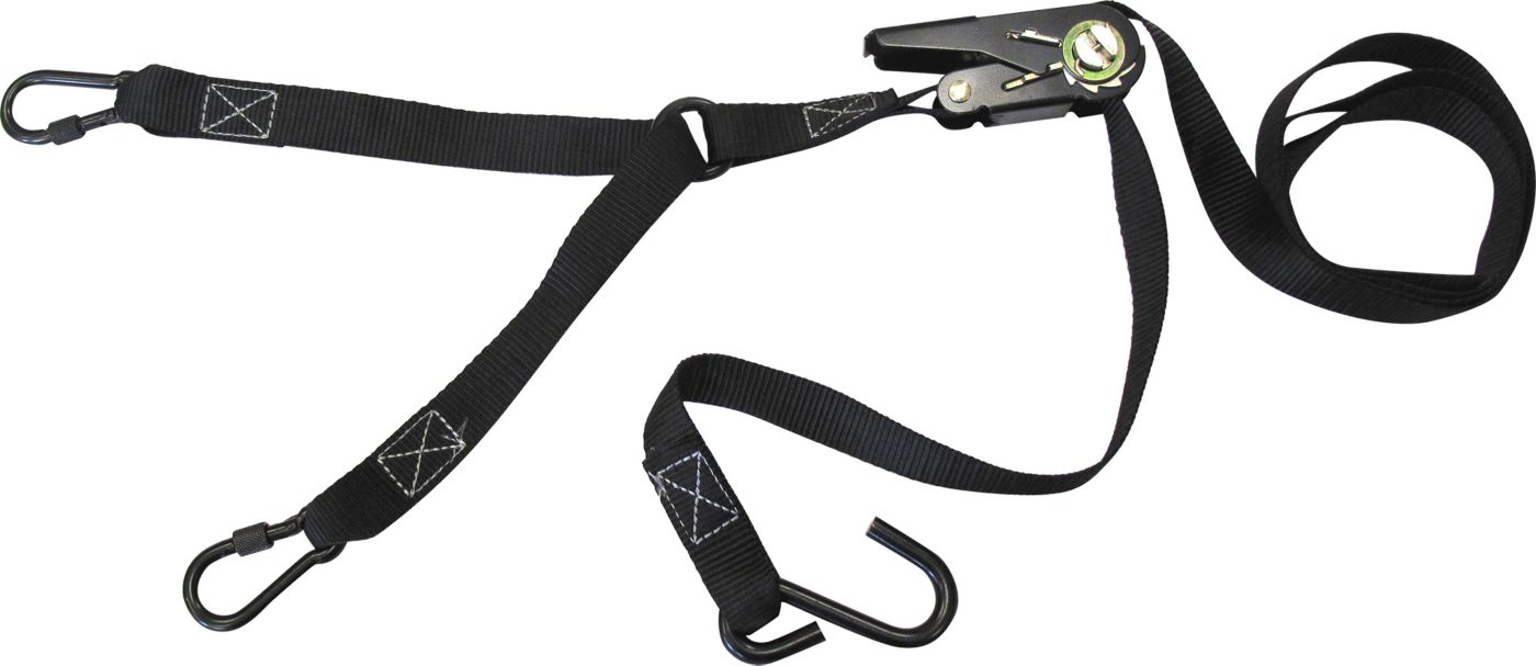 X-Stand Triple Contact Ratchet Strap