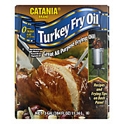 Catania Turkey Fry Oil 3 Gallons