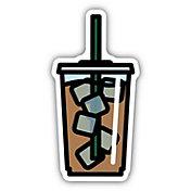 Stickers Northwest Iced Coffee Sticker