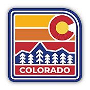 Stickers Northwest Colorado Flag Sticker