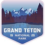 Stickers Northwest Grand Teton National Park Sticker