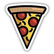 Stickers Northwest Pizza Slice Sticker