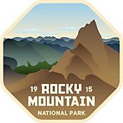 Stickers Northwest Rocky Mountain National Park Sticker