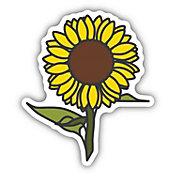 Stickers Northwest Sunflower Sticker