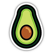 Stickers Northwest Avocado Sticker