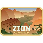 Stickers Northwest Zion National Park Sticker