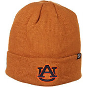 Zephyr Men's Auburn Tigers Brown Cuffed Knit Beanie