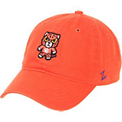 Zephyr Men's Clemson Tigers Orange Tokoyodachi Emoji Hat