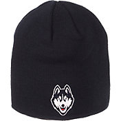 Zephyr Men's UConn Huskies Blue Edge Beanie