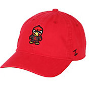 Zephyr Men's Louisville Cardinals Cardinal Red Tokoyodachi Emoji Hat
