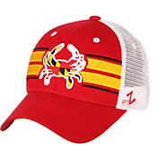 Zephyr Men's Maryland Terrapins Red/White 'Maryland Pride' Adjustable Hat