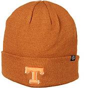 Zephyr Men's Tennessee Volunteers Brown Cuffed Knit Beanie