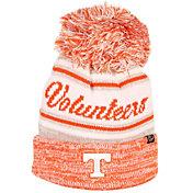 Zephyr Men's Tennessee Volunteers Tennessee Orange Diana Pom Knit Beanie