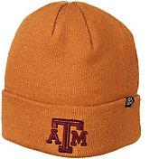 Zephyr Men's Texas A&M Aggies Brown Cuffed Knit Beanie