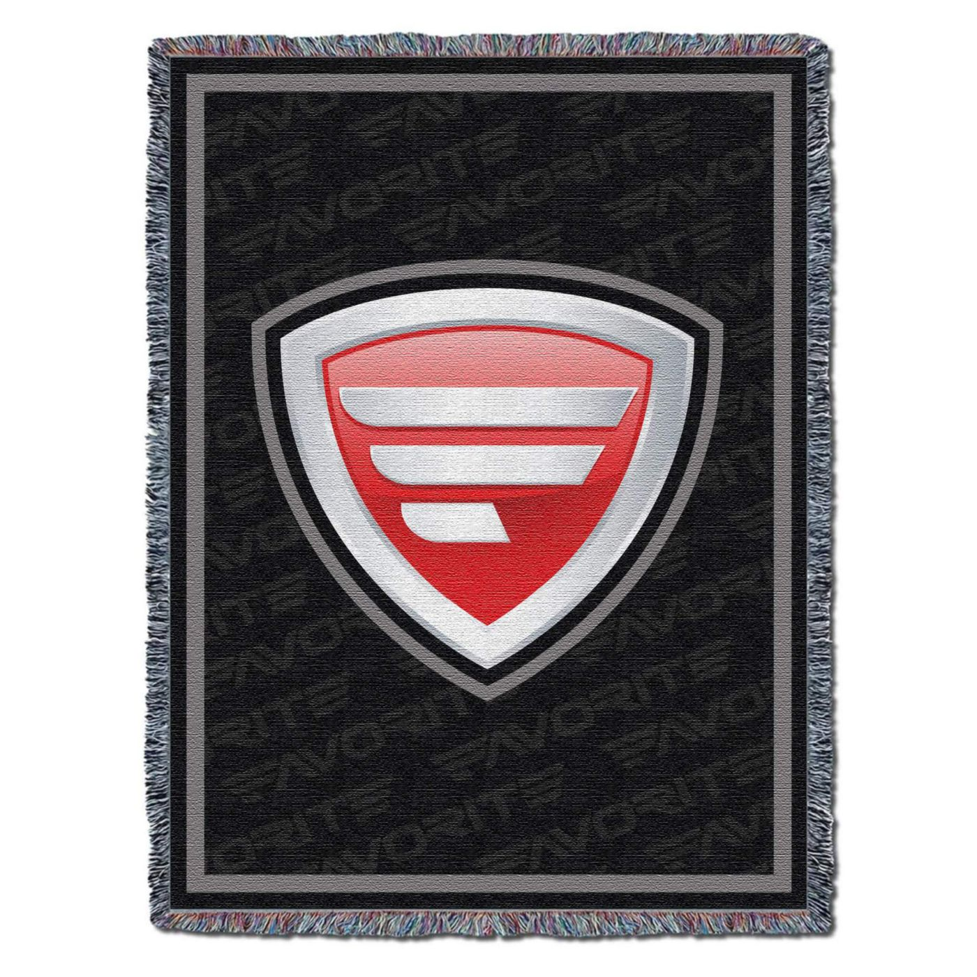 Favorite Fishing Favorite Shield Blanket