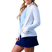 Sansoleil Women's Solstyle Cool Golf Jacket