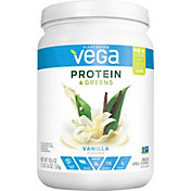 Vega Protein & Greens Vanilla Protein Powder 18 Servings