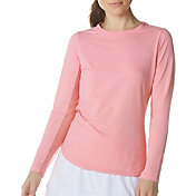 IBKUL Women's Crew Neck Golf Top