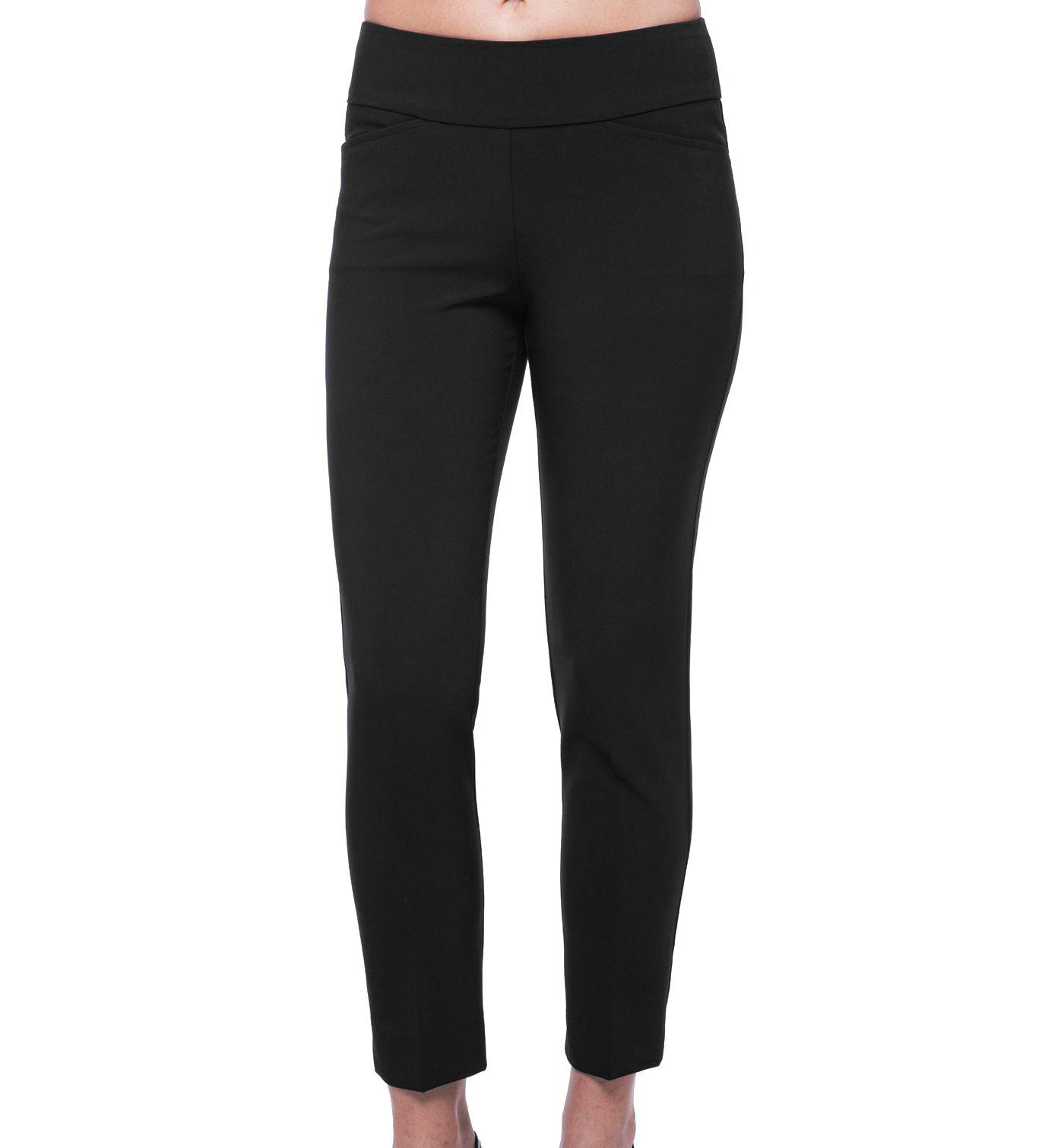 IBKUL Women's Ankle Length Golf Pants
