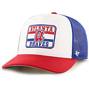 '47 Men's Atlanta Braves Royal Evoke MVP Adjustable Hat