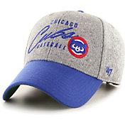 '47 Men's Chicago Cubs Gray Fenmore MVP Adjustable Hat