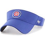 '47 Men's Chicago Cubs Royal Eliot Adjustable Visor