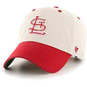 '47 Men's St. Louis Cardinals Bone Prewett Clean Up Adjustable Hat