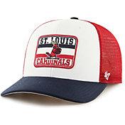 '47 Men's St. Louis Cardinals Red Evoke MVP Adjustable Hat
