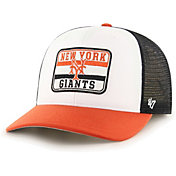 '47 Men's San Francisco Giants Black Evoke MVP Adjustable Hat