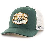 '47 Men's Oakland Athletics Green Sumay MVP Adjustable Hat
