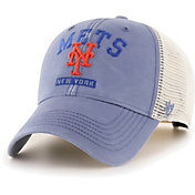 '47 Men's New York Mets Blue Brayman Snap MVP Adjustable Hat