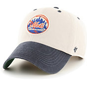 '47 Men's New York Mets Bone Prewett Clean Up Adjustable Hat