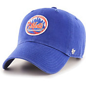 '47 Men's New York Mets Royal Mclean Clean Up Adjustable Hat